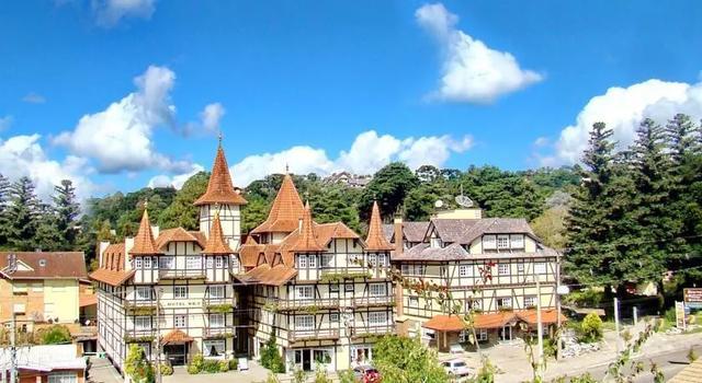 最甜的欧洲童话小镇竟然在巴西?!欧洲人都想去那里跨年
